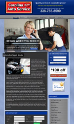Small Business Marketing Website Design
