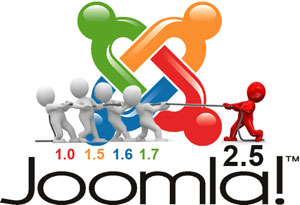 Joomla! 25 features