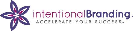 Intentional Branding Logo