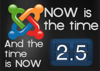Joomla Migration to Joomla 2.5 message
